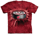 University Of Wisconsin- Breakthrough Puck Shirts