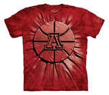 Youth: University Of Arizona- Basketball Inner Spirit Shirt
