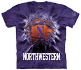 Northwestern University- Breakthrough Basketball T-shirts