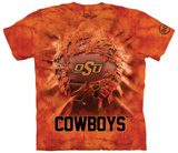 Oklahoma State University- Breakthrough Cowboys Basketball T-shirts