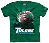 Tulane University- Breakthrough Football T-Shirt