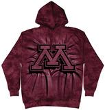 Hoodie: University Of Minnesota- Inner Spirit Pullover Hoodie
