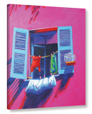 Murano Laundry Gallery Wrapped Canvas Gallery Wrapped Canvas