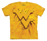 Youth: West Virginia University- Inner Spirit T-shirts