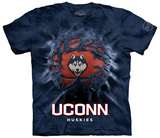 University Of Connecticut- Breakthrough Huskies Basketball T-shirts