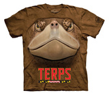 Youth: University Of Maryland- Big Face Testudo Shirt