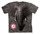 Youth: University Of Alabama- Big Face Al Camo T-Shirt