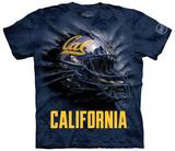 University Of Calif, Berkeley- Breakthrough Call Helmet T-Shirt