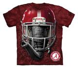 Youth: University Of Alabama- Football Warrior Al Shirt