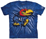 University Of Kansas- Big Jay Inner Spirit T-Shirt