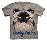 Youth: Georgetown University- Big Face Jack Shirt