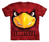 Youth: University Of Louisville- Big Face Louie Shirt