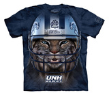 Youth: University Of New Hampshire- Football Warrior Wildcat T-Shirt