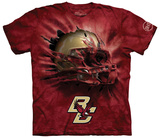 Boston College- Breakthrough Helmet T-shirts