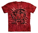 Youth: University Of Maryland- Terps Inner Spirit T-Shirt