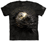 University Of Colorado- Breakthrough Helmet T-Shirt