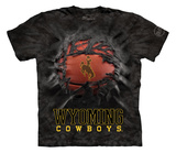 Youth: University Of Wyoming- Breakthrough Cowboys Basketball Shirts