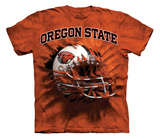 Youth: Oregon State University- Breakthrough Helmet T-Shirt