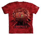 Youth: University Of Louisville- Breakthrough Cardinals Basketball T-Shirt