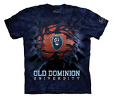 Youth: Old Dominion University- Breakthrough Basketball T-Shirt