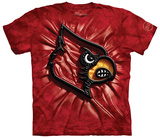 University Of Louisville- Cardinal Inner Spirit Shirts