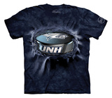 Youth: University Of New Hampshire- Breakthrough Wildcats Puck T-Shirt