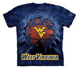 Youth: West Virginia University- Breakthrough Helmet T-shirts