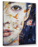Geisha Gallery Wrapped Canvas Gallery Wrapped Canvas