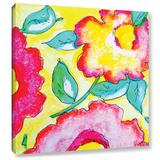 Pretty Posies Gallery Wrapped Canvas Gallery Wrapped Canvas
