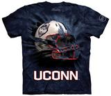 University Of Connecticut- Breakthrough Helmet T-Shirt