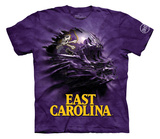 Youth: East Carolina University- Breakthrough Pirates Helmet Shirt