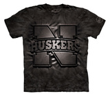 Youth: University Of Nebraska- Huskers Inner Spirit T-Shirt