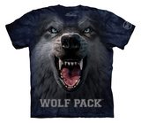 Youth: University Of Nevada, Reno- Big Face Wolf Pack T-Shirt