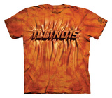 Youth: University Of Illinois- Inner Spirit Shirts