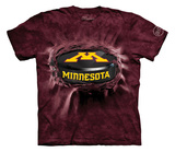 Youth: University Of Minnesota- Breakthrough Puck T-Shirt