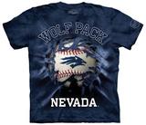 University Of Nevada, Reno- Breakthrough Wolfpack Baseball T-shirts