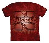 Youth: University Of Nebraska- Huskers Inner Spirit Shirt
