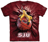 St Joseph'S University- Breakthrough Hawks Basketball Shirts