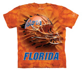 Youth: University Of Florida- Breakthrough Helmet T-shirts