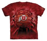Youth: University Of Utah- Breakthrough Basketball Shirt
