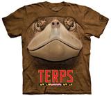 University Of Maryland- Big Face Testudo Shirt