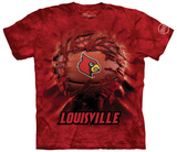 University Of Louisville- Breakthrough Cardinals Basketball T-shirts