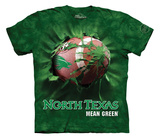Youth: University Of North Texas- Breakthrough Football Shirts