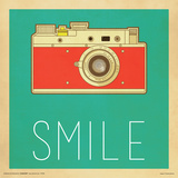 Smile For The Camera Print