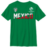 Youth: COPA America- Mexico Shield Cup Shirts
