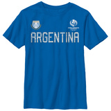 Youth: COPA America- Argentina Shield Cup T-shirts