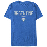 COPA America- Argentina Flag Shield T-Shirt
