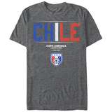 COPA America- Chile Flag Shield Shirt