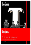 The Beatles Blank Hard Cover Notebook Journal