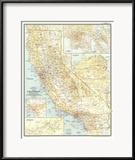 1954 California Obrazy